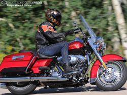 Harley-Davidson FLHR Road King 2012 #4