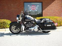 Harley-Davidson FLHR Road King Firefighter 2008 #2