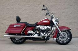 Harley-Davidson FLHR Road King Firefighter 2008 #4