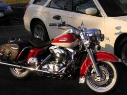 Harley-Davidson FLHR Road King Firefighter 2008 #5