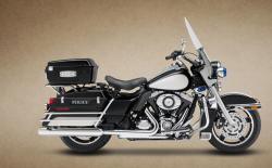 Harley-Davidson FLHR Road King Peace Officer 2008 #9