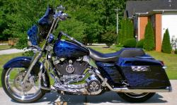 Harley-Davidson FLHR Road King Peace Officer 2008 #11