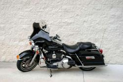 Harley-Davidson FLHR Road King Peace Officer 2008 #4