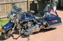 Harley-Davidson FLHR Road King Peace Officer 2008 #7