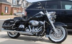 Harley-Davidson FLHRC Road King Classic 2011 #2