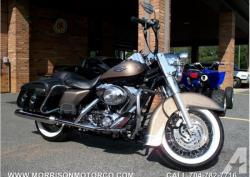Harley-Davidson FLHRCI Road King Classic 2005 #13
