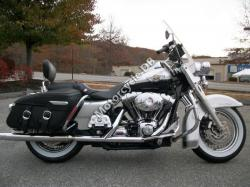 Harley-Davidson FLHRCI Road King Classic 2005 #5