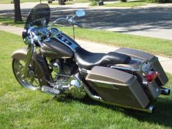 Harley-Davidson FLHRS Road King Custom 2006 #12