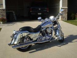 Harley-Davidson FLHRS Road King Custom 2007 #12