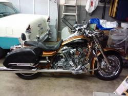 Harley-Davidson FLHRSE Screamin` Eagle Road King #9