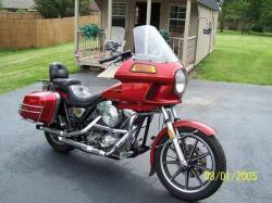 Harley-Davidson FLHTC 1340 Electra Glide Classic 1984 #12