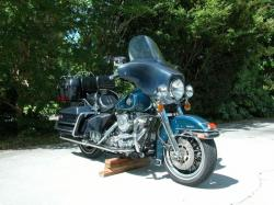 Harley-Davidson FLHTC 1340 Electra Glide Classic 1985 #4