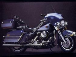 1991 Harley-Davidson FLHTC 1340 Electra Glide Classic (reduced effect)