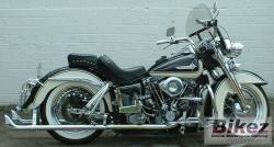 1992 Harley-Davidson FLHTC 1340 Electra Glide Classic (reduced effect)