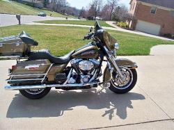 Harley-Davidson FLHTC Electra Glide Classic 2007 #14