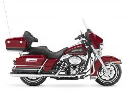 Harley-Davidson FLHTC Electra Glide Classic 2007 #2