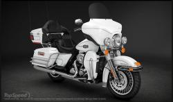 Harley-Davidson FLHTC Electra Glide Classic 2007 #7