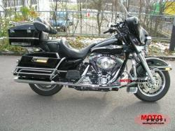 Harley-Davidson FLHTC Electra Glide Classic 2008 #2