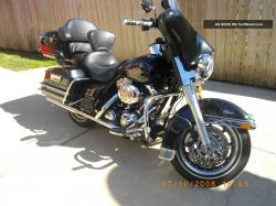 Harley-Davidson FLHTC Electra Glide Classic 2008 #6