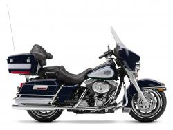 Harley-Davidson FLHTC Electra Glide Classic 2010 #4
