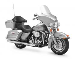 Harley-Davidson FLHTC Electra Glide Classic 2010 #6