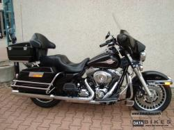 Harley-Davidson FLHTC Electra Glide Classic 2011 #9