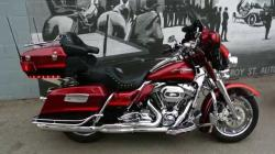 Harley-Davidson FLHTCUSE4 CVO Ultra Classic Electra Glide 2009 #7