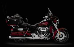 Harley-Davidson FLHTCUSE6 CVO Ultra Classic Electra Glide 2011 #4