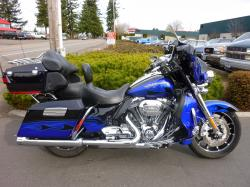 Harley-Davidson FLHTCUSE6 CVO Ultra Classic Electra Glide 2011 #8