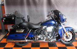 Harley-Davidson FLHTCUSE6 CVO Ultra Classic Electra Glide 2011 #9