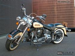 Harley-Davidson FLST 1340 Heritage Softail (reduced effect) 1988 #11