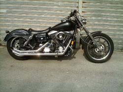 Harley-Davidson FLST 1340 Heritage Softail (reduced effect) 1988 #13
