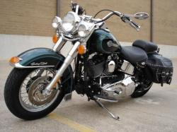 Harley-Davidson FLST 1340 Heritage Softail (reduced effect) 1988 #6