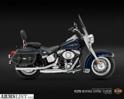 Harley-Davidson FLSTC Heritage Softail Classic Peace Officer 2008 #4
