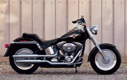 Harley-Davidson FLSTF Softail Fat Boy 2007