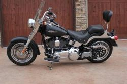 Harley-Davidson FLSTF Softail Fat Boy 2008 #11