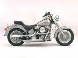 Harley-Davidson FLSTF Softail Fat Boy 2008 #3