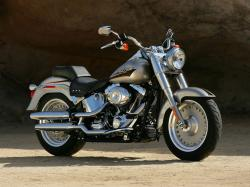 Harley-Davidson FLSTF Softail Fat Boy 2012 #14