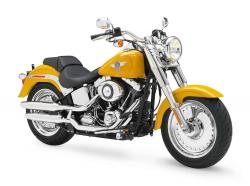 Harley-Davidson FLSTF Softail Fat Boy 2012 #3