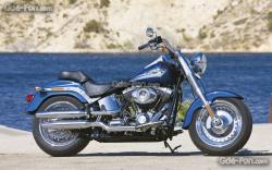 Harley-Davidson FLSTF Softail Fat Boy 2012 #4