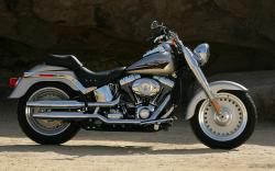 Harley-Davidson FLSTF Softail Fat Boy 2012 #6