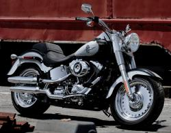 Harley-Davidson FLSTF Softail Fat Boy 2012 #9
