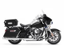 Harley-Davidson FLTC 1340 Tour Glide Classic (reduced effect) 1989 #10