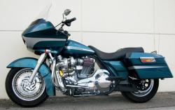 Harley-Davidson FLTC 1340 Tour Glide Classic (reduced effect) 1989 #6