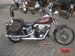 Harley-Davidson FXCSTS Softail Screamer 2000