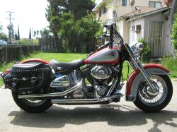 Harley-Davidson FXCSTS Softail Screamer 2000 #12