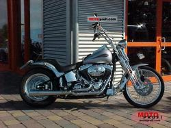 Harley-Davidson FXCSTS Softail Screamer 2000 #4