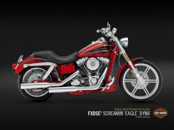 Harley-Davidson FXDSE CVO Screaming Eagle Dyna 2008