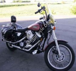 Harley-Davidson FXRS 1340 SP Low Rider Special Edition (reduced effect) 1988