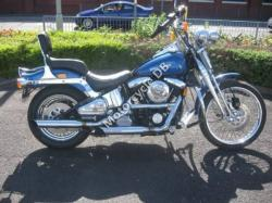 Harley-Davidson FXST 1340 Softail (reduced effect) 1988